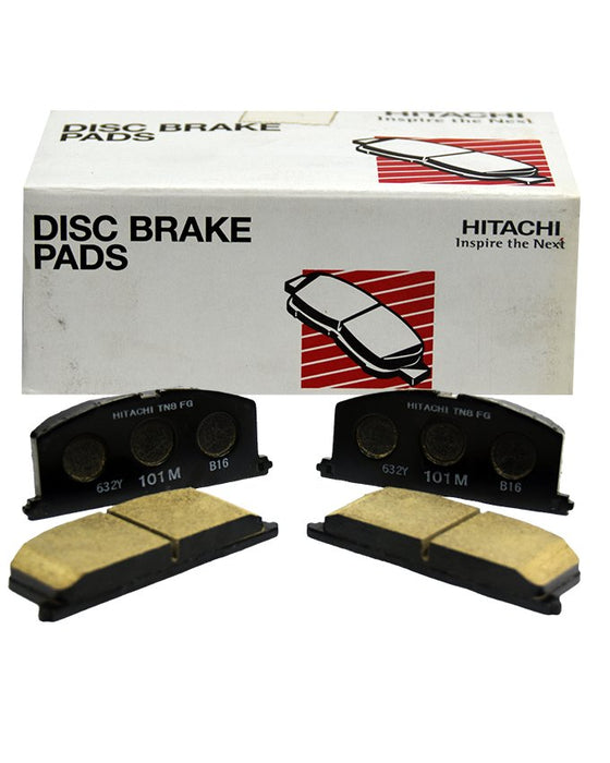 Toyota Corolla 1992 To 2002 - Disc Brake Pads Front