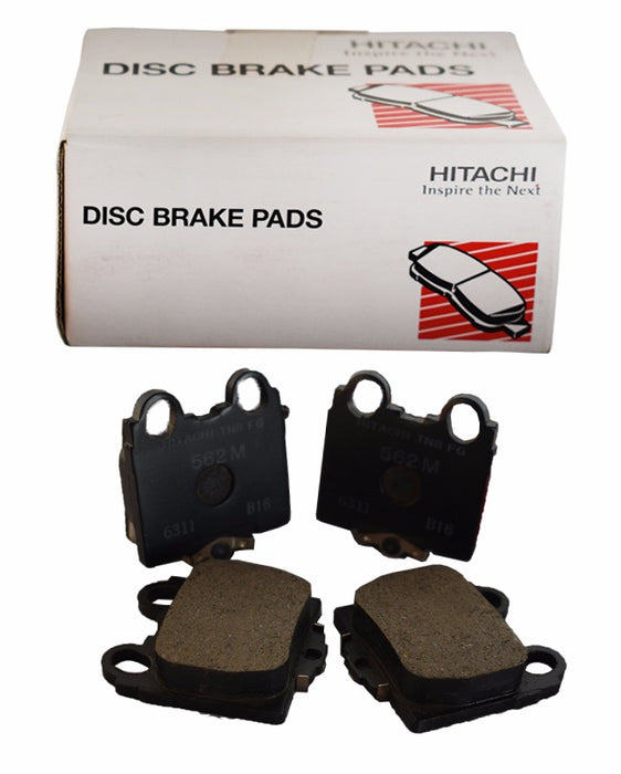 Toyota Mark 2 Grande 2000 to 2005 - Disc Brake Pads Rear