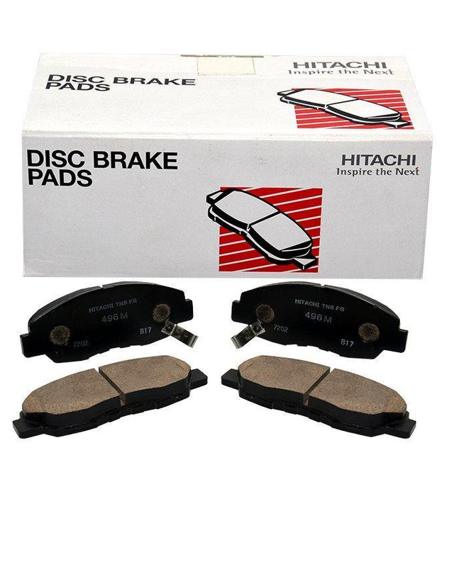 Honda Civic Reborn 2006 To 2011 Disc Brake Pads Front - zapple.pk