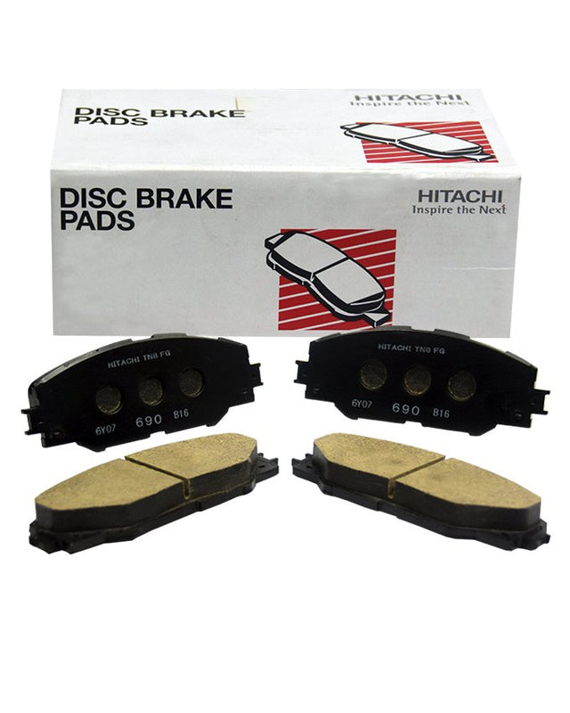 Toyota Rav4 ACA31 2005 to 2012 - Disc Brake Pads Front - zapple.pk
