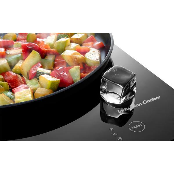 Sencor Single-Zone Induction Cooktop - SCP3201GY - zapple.pk