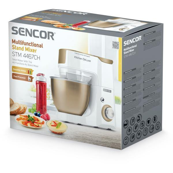 Sencor Multi Function Food Processor - STM4467CH