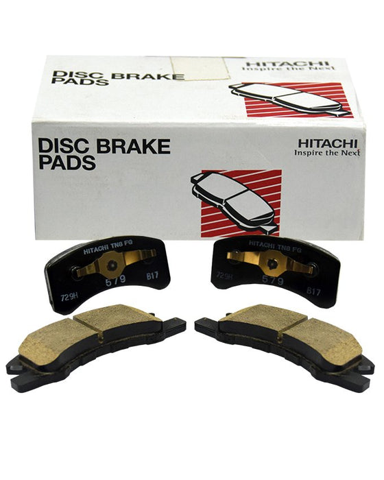 Nissan Otti 2004 to 2007 - Disc Brake Pads Front
