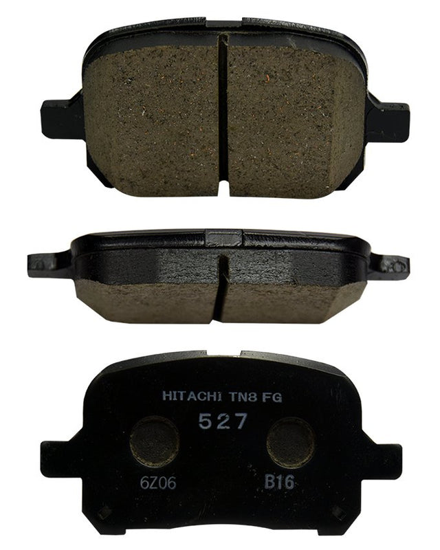 Toyota Harrier SXU10 2200CC 1997 to 2000 - Disc Brake Pads Front - zapple.pk