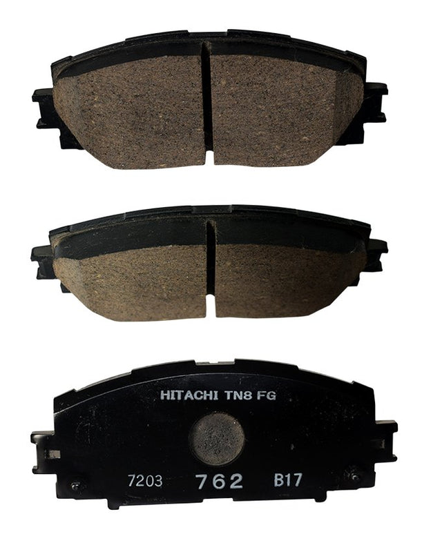 Toyota Aqua 2011 to 2018 - Disc Brake Pads Front - zapple.pk