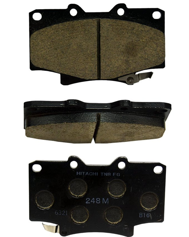 Toyota Land Cruiser ( Cruising ) 1993 to 1995 - Disc Brake Pads Front - zapple.pk