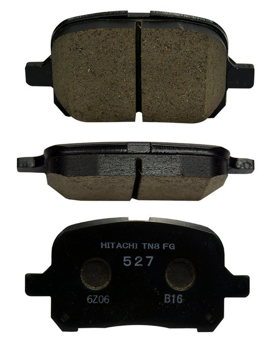 Toyota Harrier MCU15 3000CC 1997 to 2000 - Disc Brake Pads Front - zapple.pk