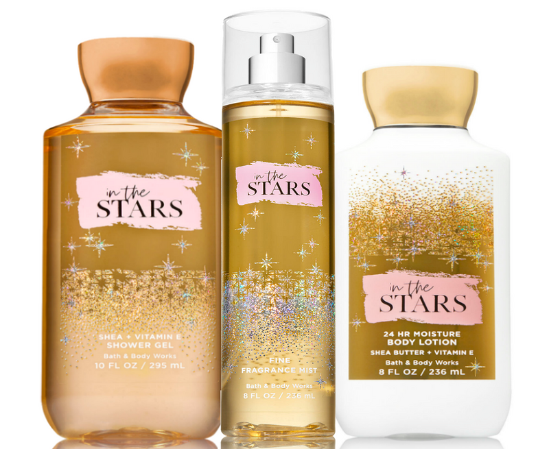 Bath & Body Works In The Stars – Box Gift Set - zapple.pk