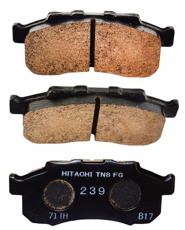 Honda Life 2008 to 2017- Disc Brake Pads Front - zapple.pk