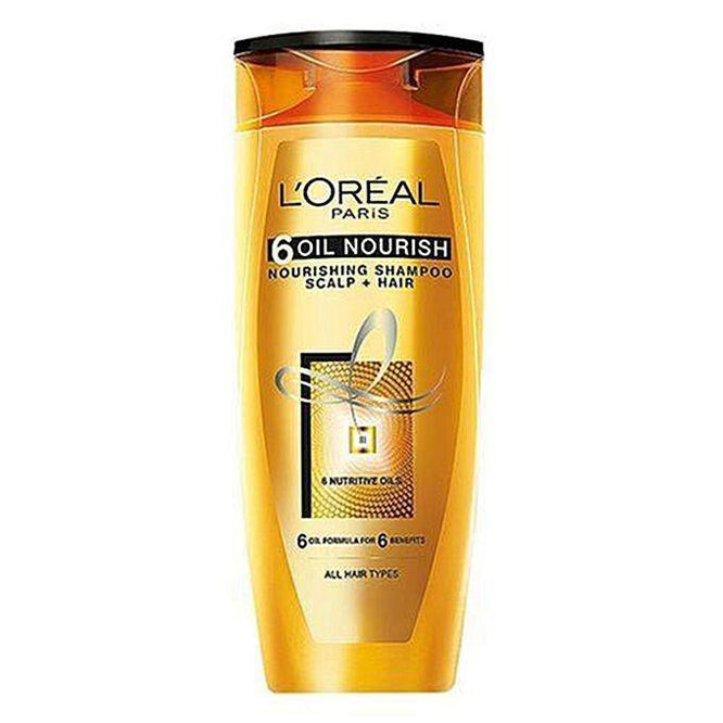 L'ORÉAL Paris 6 Oil Nourish Shampoo 360ml - zapple.pk