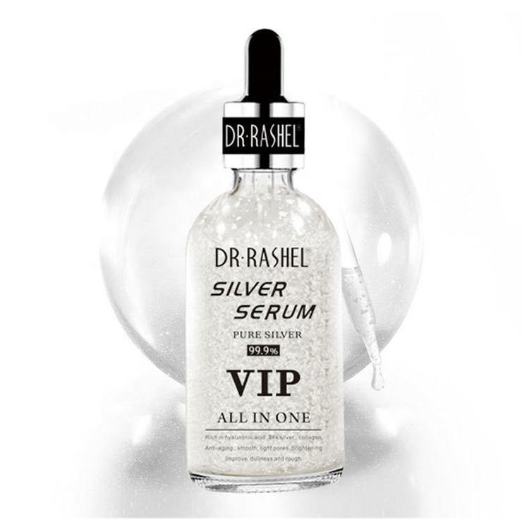 Dr.Rashel 24K Silver Serum VIP All In One Pure Silver - zapple.pk