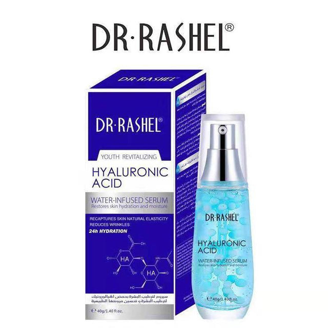 Dr.Rashel Hyaluronic Acid Water Infused Face Serum - zapple.pk