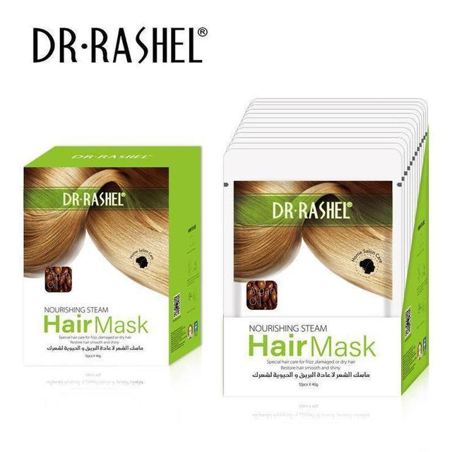 Dr.Rashel Argan oil repairing hair mask - zapple.pk