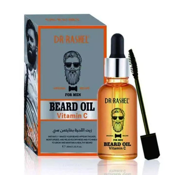 Dr.Rashel Vitamin C Beard Oil - zapple.pk