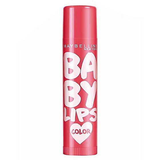 Maybelline Baby Lips Lip Balm - Rose Addict - zapple.pk