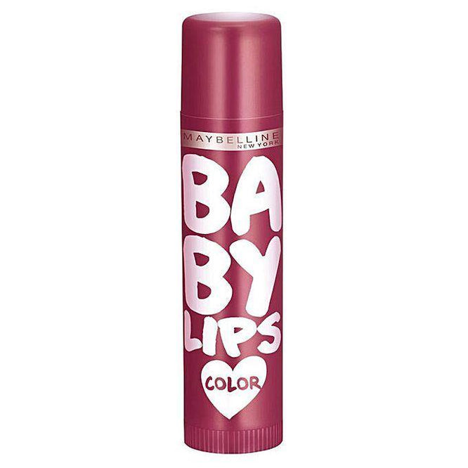 Maybelline Baby Lips Lip Balm - Tropical Punch - zapple.pk