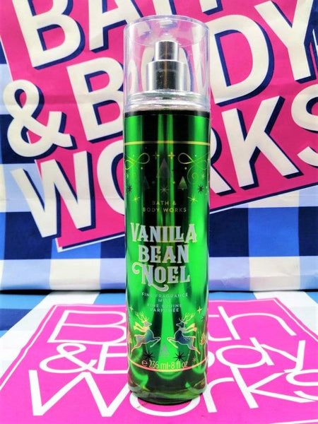 Bath & Body Works Vanilla Bean Noel Fragrance Mist Perfume - 236ml - zapple.pk
