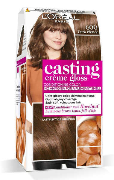 L'ORÉAL Paris Casting Creme Gloss 600 Dark Blonde ( Brown ) - zapple.pk