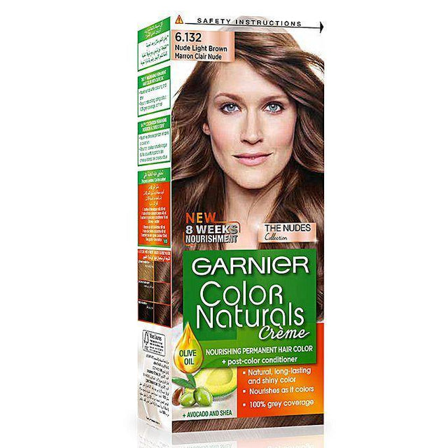 Garnier Color Naturals 6.132 Nude Light Blonde - zapple.pk