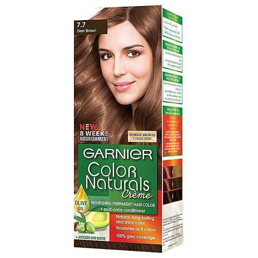 Garnier Color Naturals 7.7 Deer Brown - zapple.pk