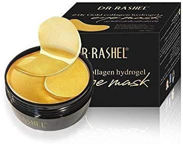 Dr.Rashel 24k Gold Collagen Hydrogel Eye Mask - zapple.pk