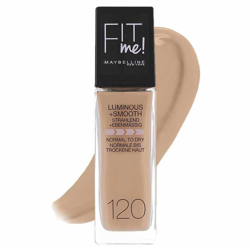Maybelline Fit Me Liquid Foundation - Classic Ivory 120 - zapple.pk