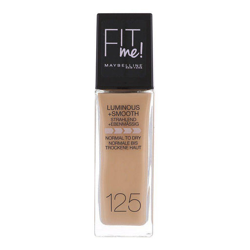 Maybelline Fit Me Liquid Foundation - 125 Nude Beige - zapple.pk