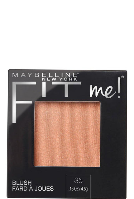 Maybelline Fit Me Mono Blush Coral - zapple.pk