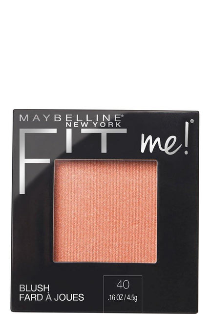 Maybelline Fit Me Mono Blush Peach - zapple.pk