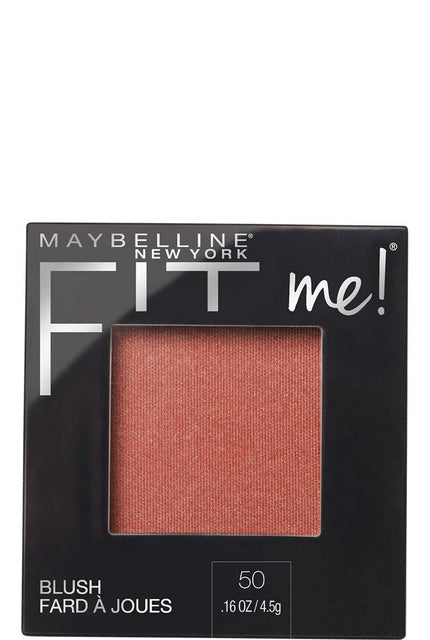 Maybelline Fit Me Mono Blush Wine - zapple.pk