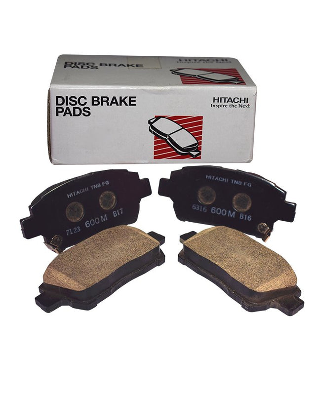 Toyota I.S.T 2001 to 2007 - Disc Brake Pads Front - zapple.pk