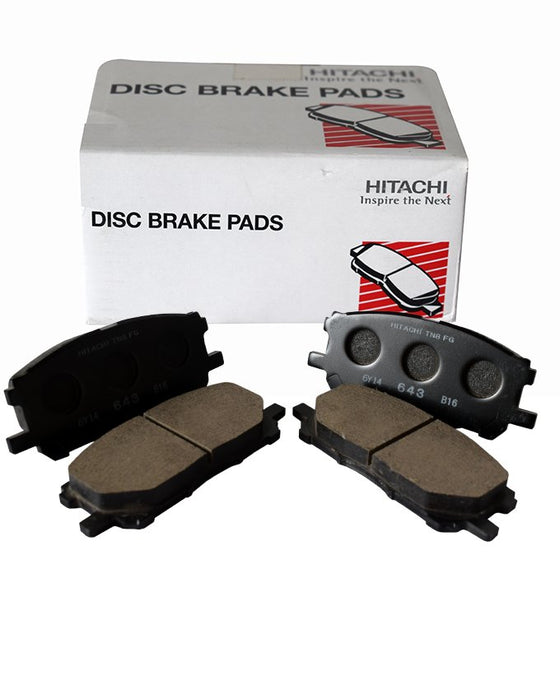 Toyota harrier MCU35 2003 to 2006 - Disc Brake Pads Front