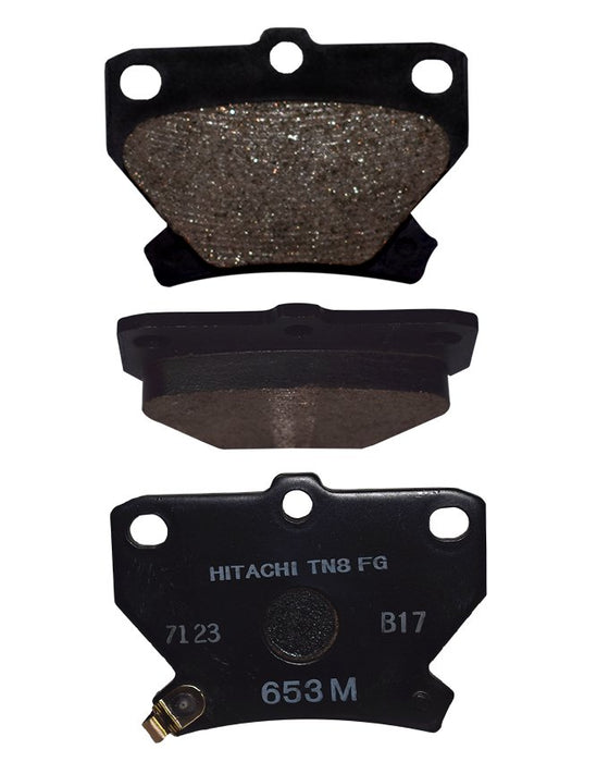 Toyota Corolla 2003 to 2008 - Disc Brake Pads Rear - zapple.pk