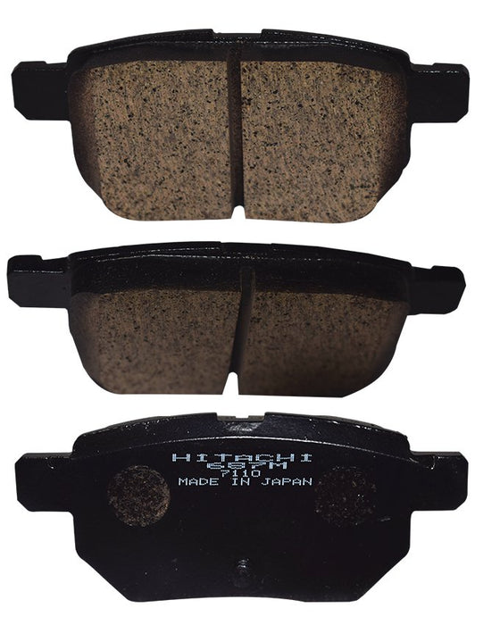 Toyota Corolla 2009 to 2014 - Disc Brake Pads Rear