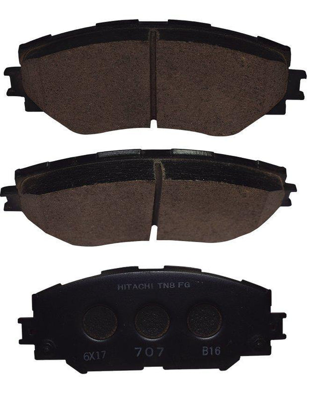 Toyota Corolla 2015 To 2018 - Disc Brake Pads Front - zapple.pk