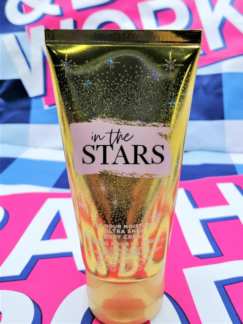 Bath & Body Works In The Stars Ultra Shea Body Cream - 70ml - zapple.pk