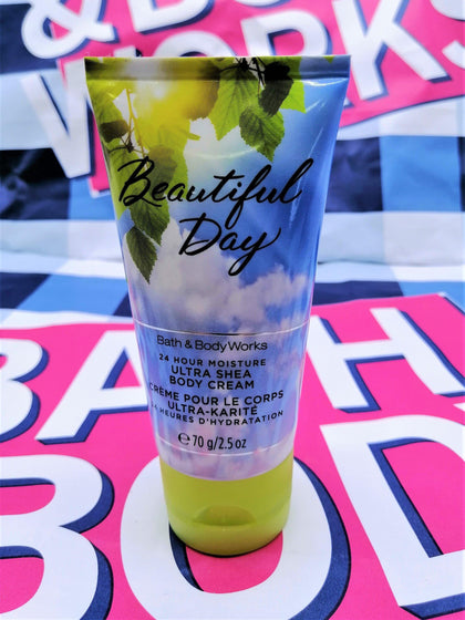 Bath & Body Works Beautiful Day Moisture Ultra Shea Body Cream - 70ml
