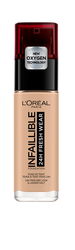 L'ORÉAL Paris Infallible  24 H Liquid Foundation - 145 Rose Beige - zapple.pk