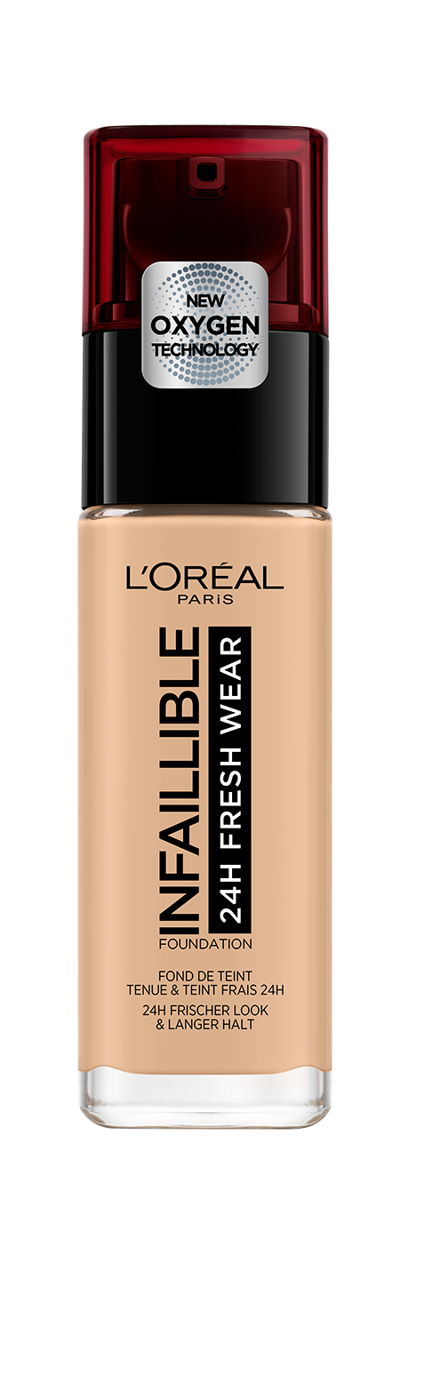 L'ORÉAL Paris Infallible 24H Liquid Foundation - 120 Vanilla - zapple.pk