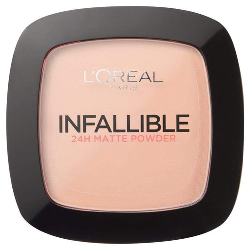 L'ORÉAL Paris Infallible Powder Foundation 24H Sand Beige 160 - zapple.pk