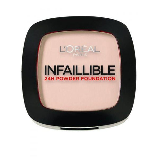 L'ORÉAL Paris Infallible Powder Foundation 24H Warm Sand 245 - zapple.pk