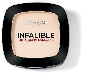 L'ORÉAL Paris Infallible Powder Foundation 24H Beige 225 - zapple.pk