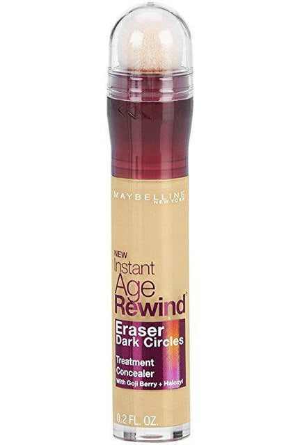 Maybelline Instant Age Rewind Eraser Dark Circles Concealer Treatment 120 Light - zapple.pk