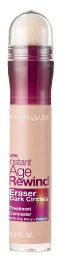Maybelline Instant Age Rewind Eraser Dark Circles Concealer Treatment 160 Brightener - zapple.pk