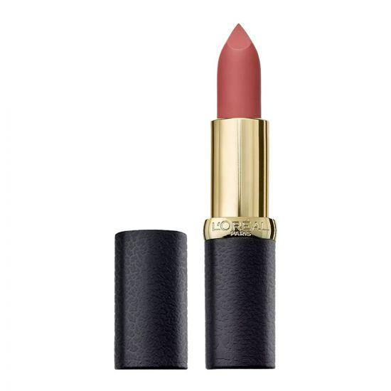 L'ORÉAL Paris Color Riche Matte Addiction Lipstick - 633 Moka Chic - zapple.pk
