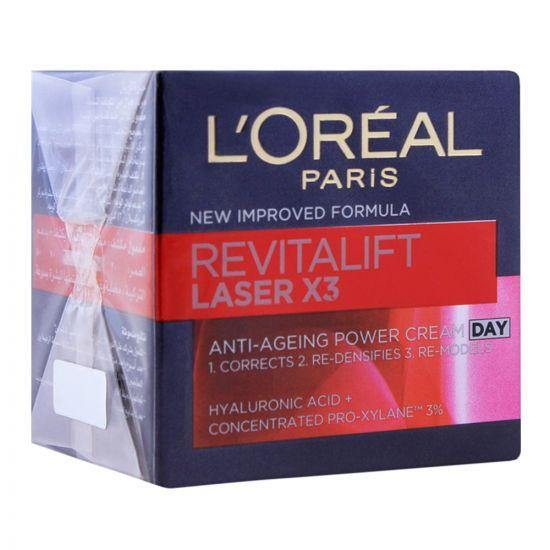 L'ORÉAL Paris DE Revitalift Laser x3 Day Cream