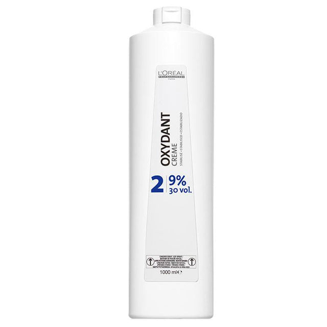 L'ORÉAL Paris Professionnel Cream No.2 Developer Oxydant 30 Vol (9%) - 1000ml - zapple.pk
