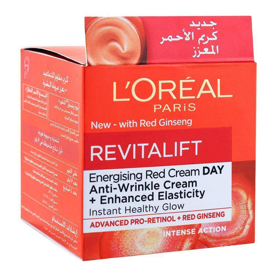 L'ORÉAL Paris Revitalift Ginseng Glow Day Cream 50ml - zapple.pk