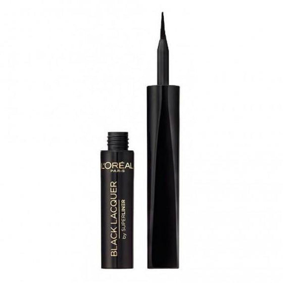 L'ORÉAL Paris Super Liner Black Lacquer Liquid Waterproof Eyeliner - zapple.pk