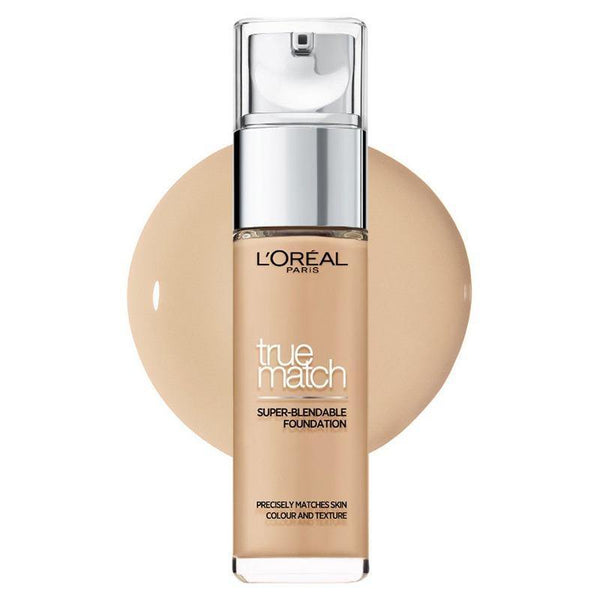 L'ORÉAL Paris True Match Super Blendable Foundation - 2N Vanilla - zapple.pk
